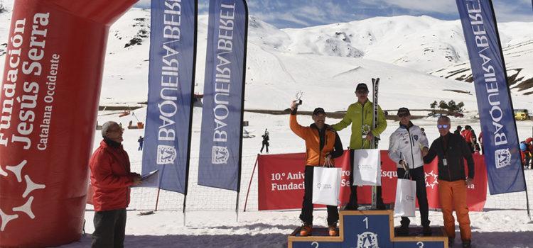 Décimo aniversario Trofeo Fundación Jesús Serra Baqueira Beret